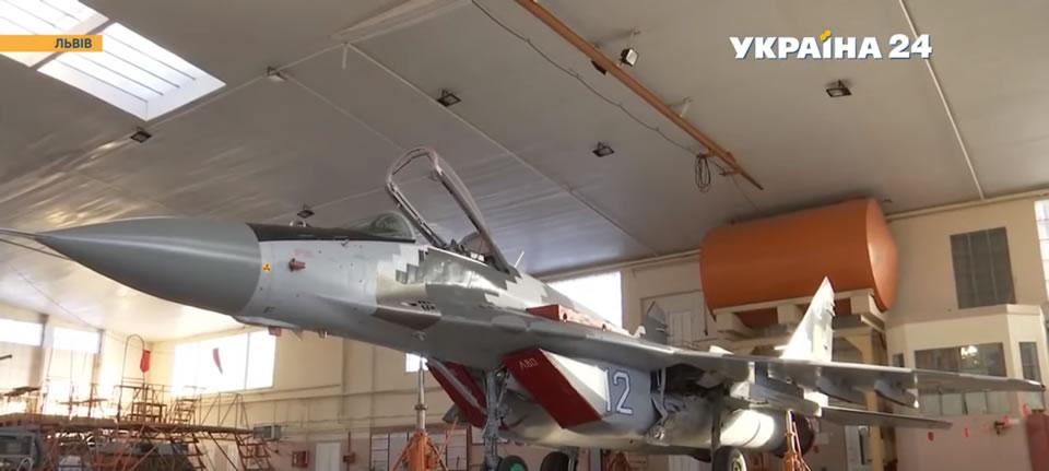 Продолжаются испытания МиГ-29МУ2 с управляемыми ракетами