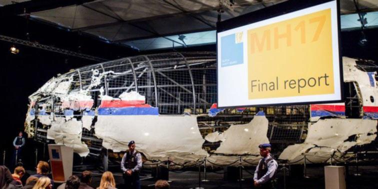 Украина продлила соглашение с Нидерландами по расследованию катастрофы МН17