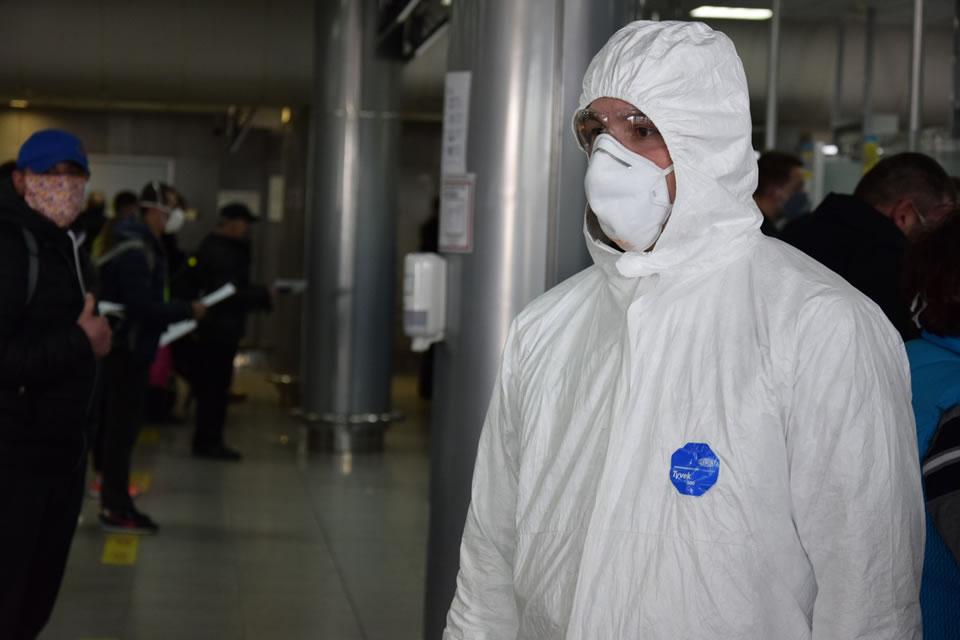 Авиакомпании призвали ЕС ввести паспорта вакцинации