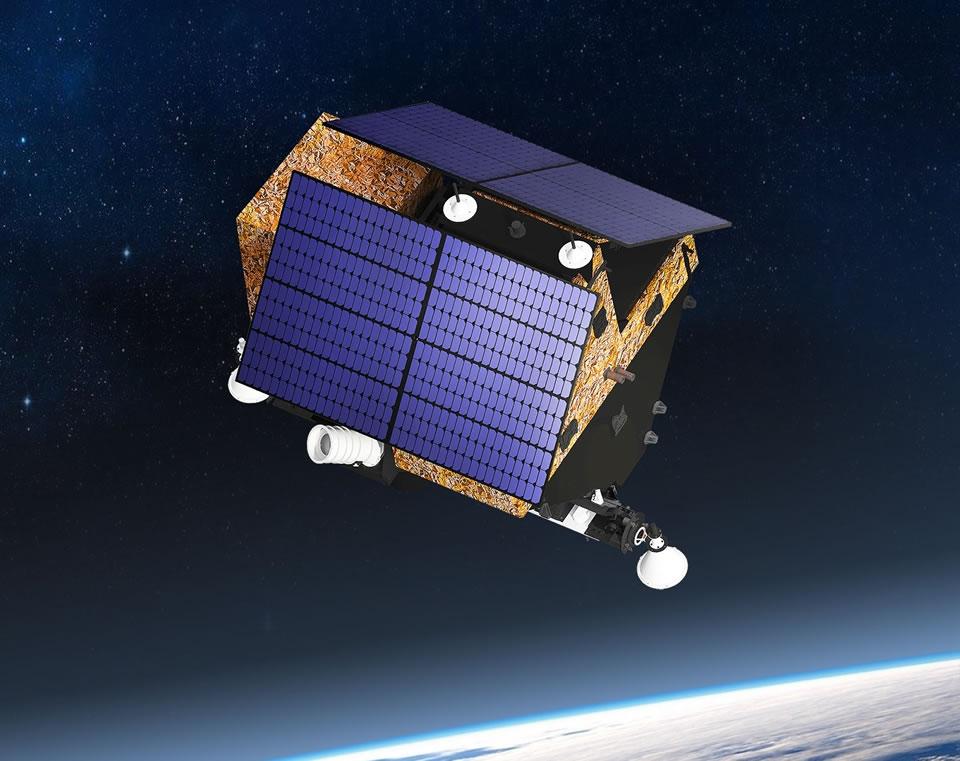 Спутниковая сеть SICH-2M включена в Международный справочный регистр