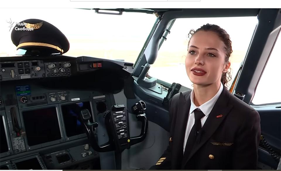 Как это быть женщиной-пилотом в Украине?