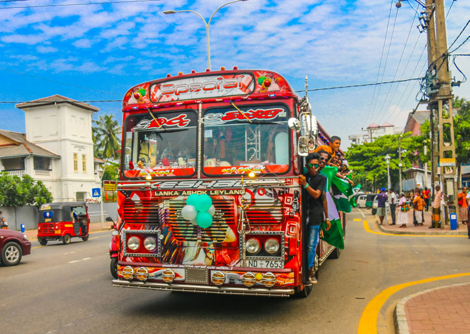 Украина стала лидером по количеству туристов на Шри Ланке