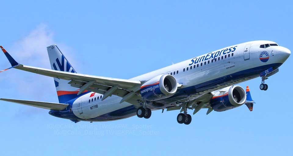 Авиакомпания Sun Express откроет новый рейс Киев - Измир
