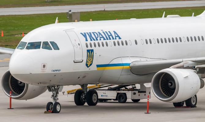 На авиаперелеты Шмыгаля потратят 15 млн. грн.