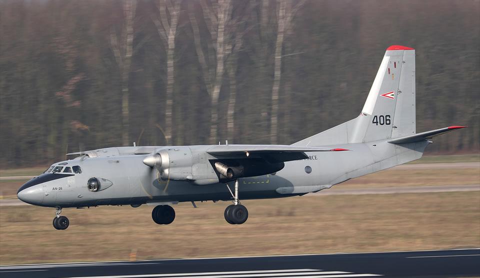 Венгрия пока не знает, чем заменить Ан-26