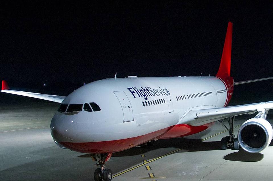 Авиакомпания Windrose начинает программу грузоперевозок Киев - Гонконг