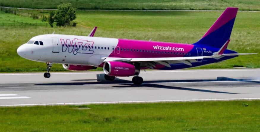 Wizz Air открывает сезонную базу в Бургасе и новый рейс в Украину