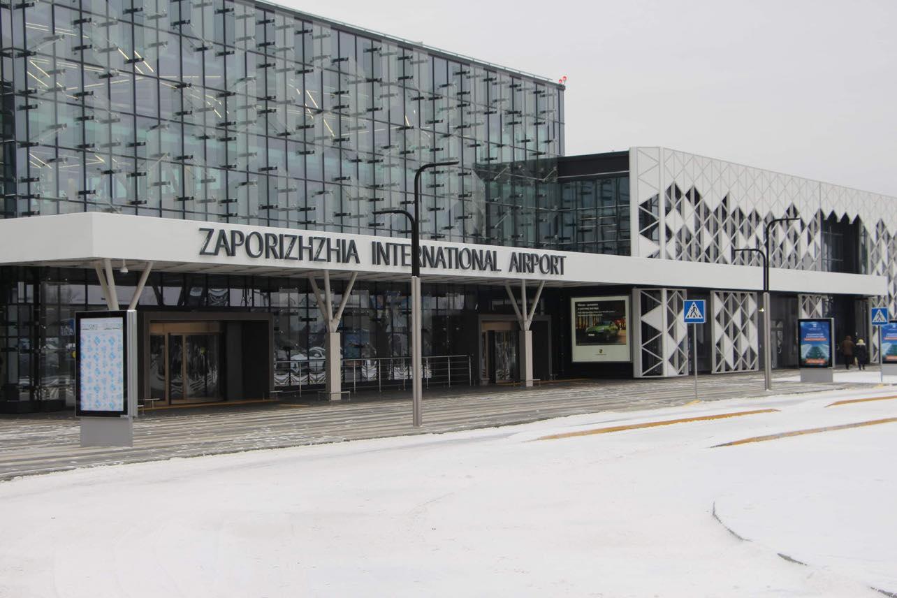 Аудиторы рассказали о нарушениях в аэропорту Запорожья