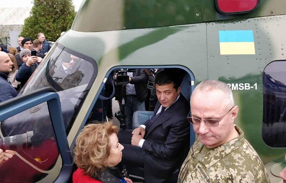 Зеленский заявил, что не отдаст
