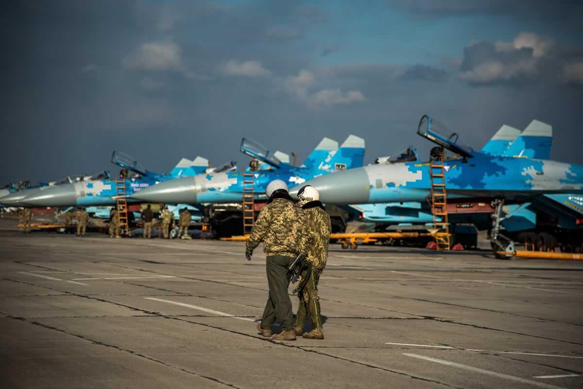 Миргородская бригада готовится к боевой работе