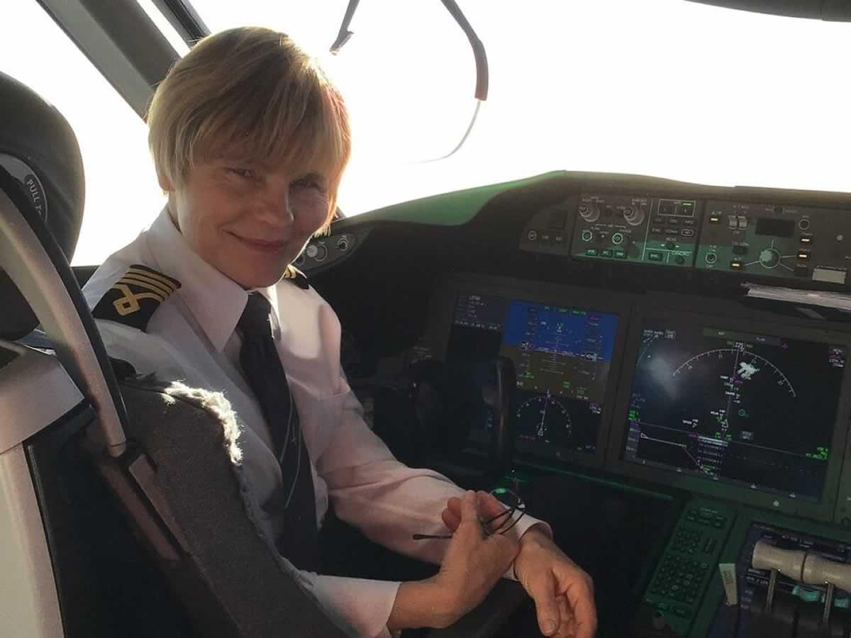 Женская карьера. С Ан-24 в капитаны Dreamliner