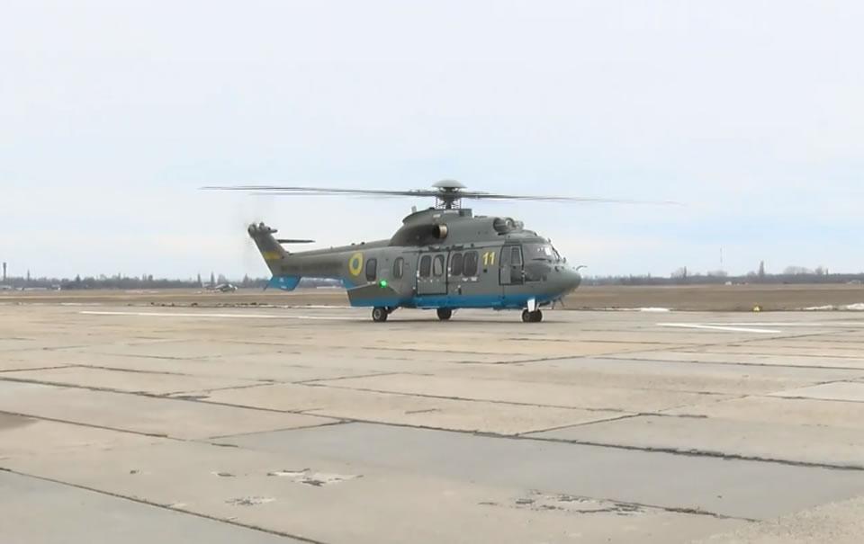 Александрийские авиаторы осваивают новую технику