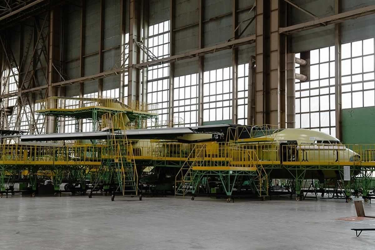 В военный экспорт Украины в РФ зачли авиатехнику