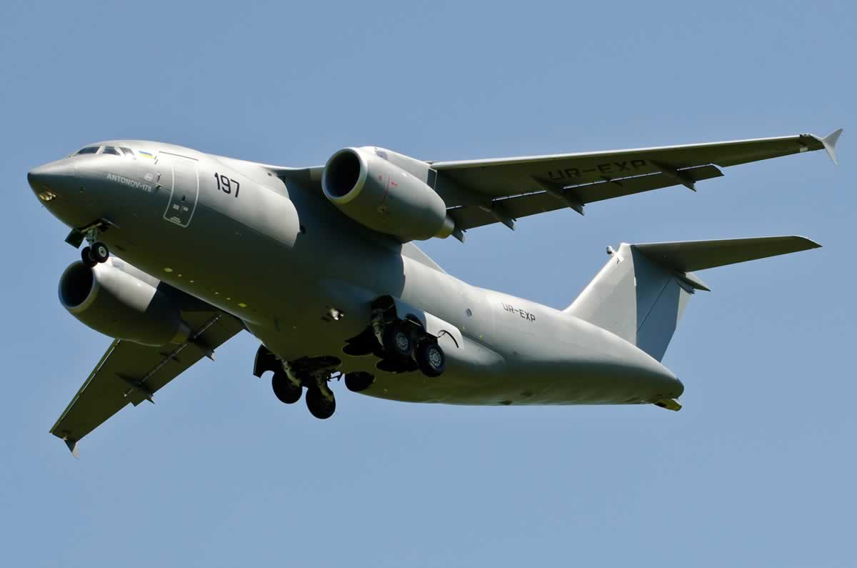 МВД планирует купить 13 Ан-178