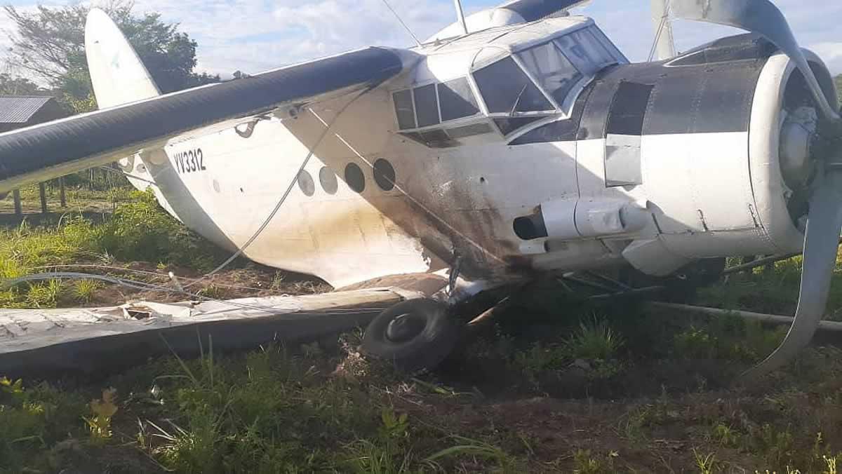 Ан-2 разбился в Венесуэле