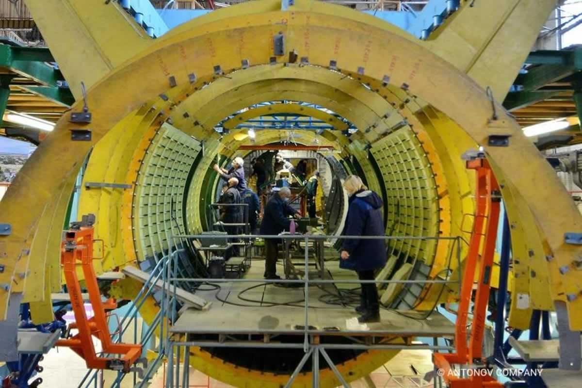 Изготовление Ан-178 идет по плану