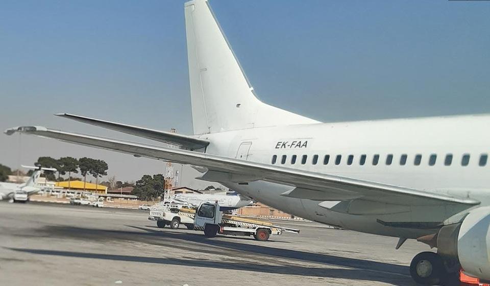 Армянский самолет вместо Украины оказался в Иране