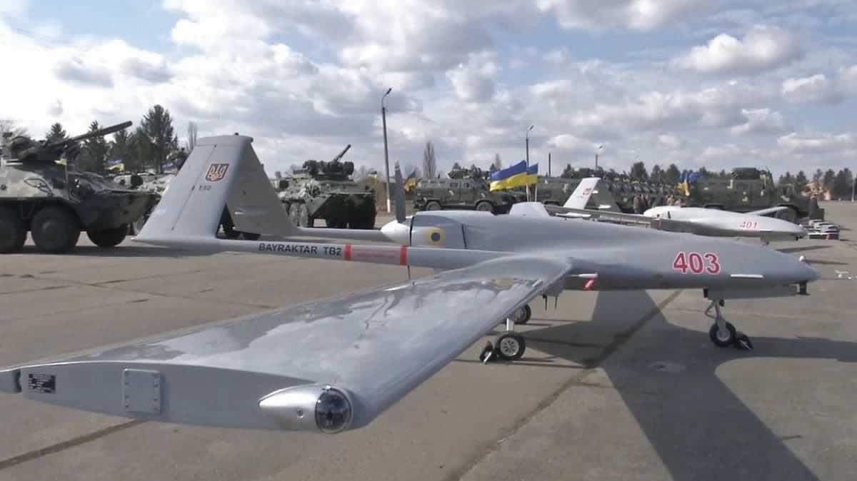 В Sea Breeze-2021 примет участие авиация и БПЛА