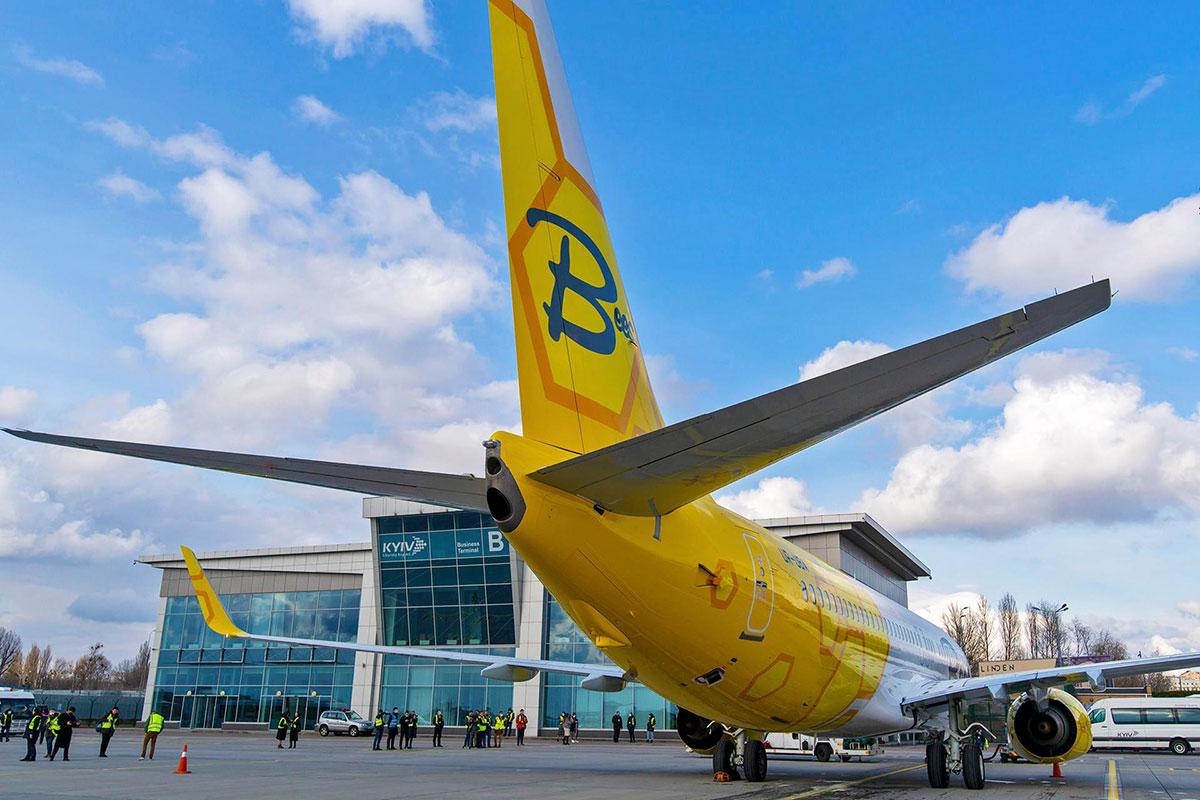 В флоте Bees Airline в 2022 году будет 6 самолетов