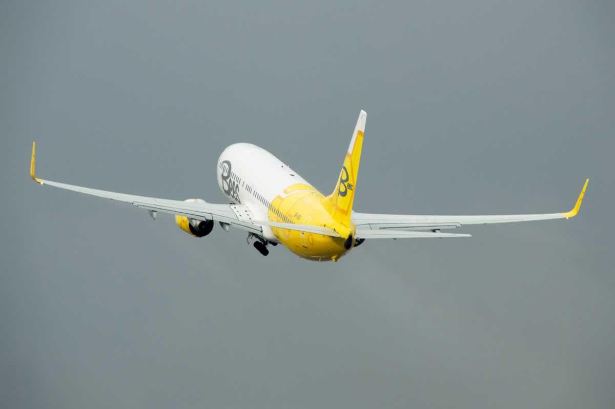 Авиакомпания Bees Airline открыла продажи на 4 регулярных рейса
