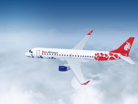 Buta Airways возобновляет полеты в Киев