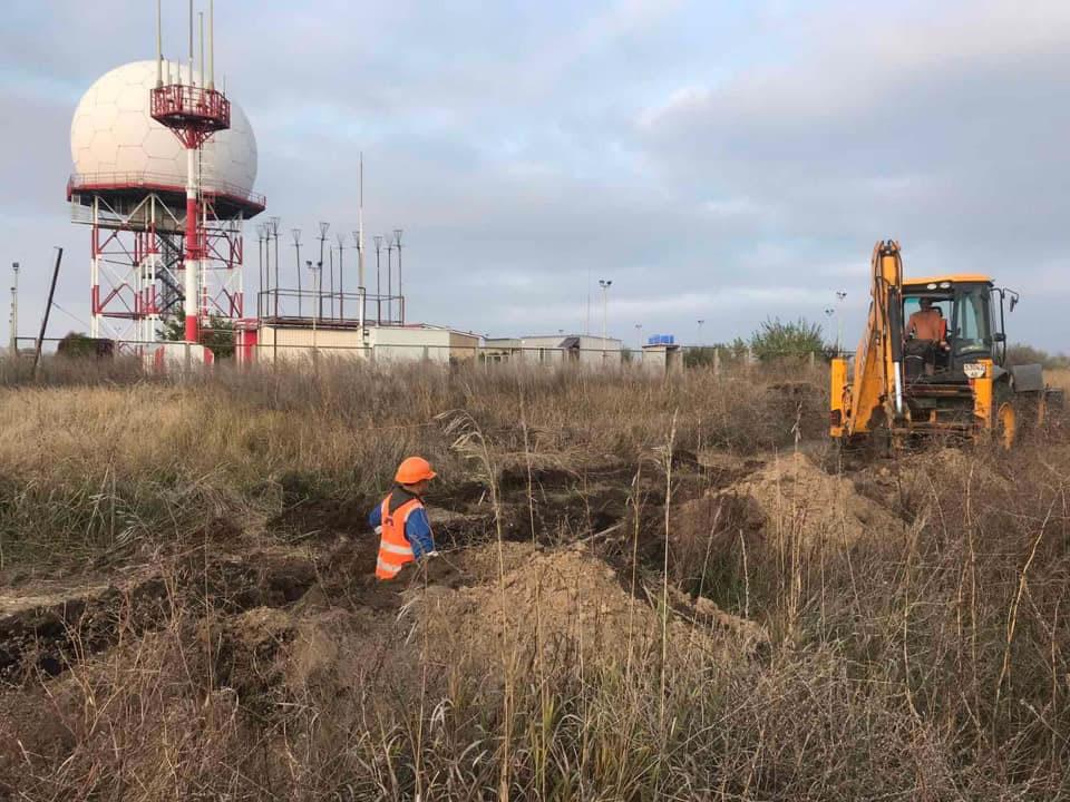 В Днепре начинается строительство нового аэродрома