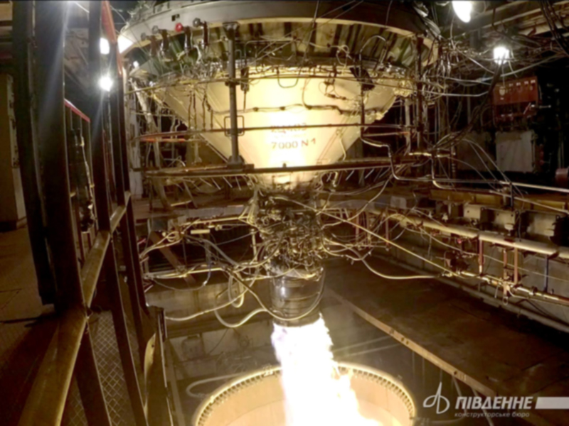 Германия купит украинские ракетные двигатели
