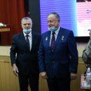Александра Галуненко поздравили с юбилеем