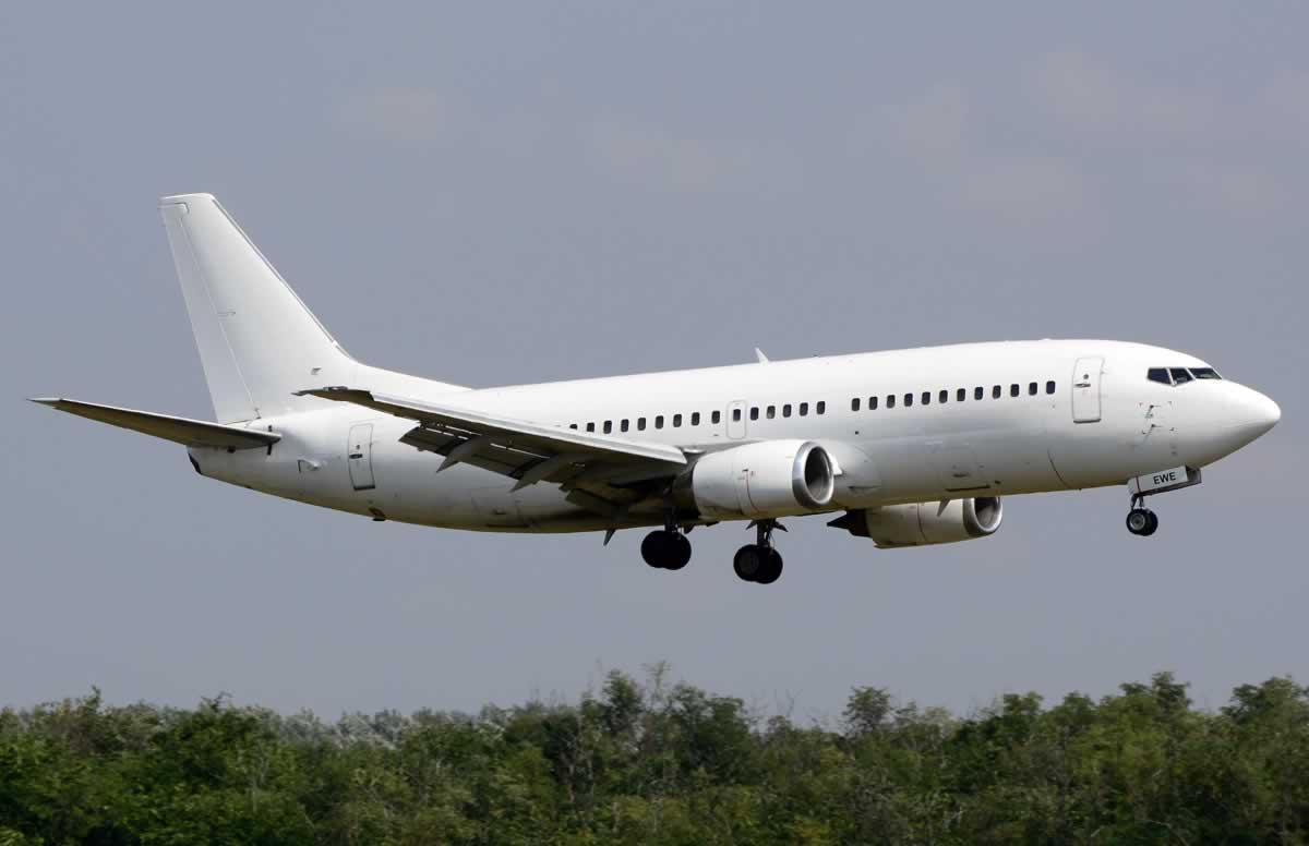 Boeing 737 вместо Украины прилетел в Иран