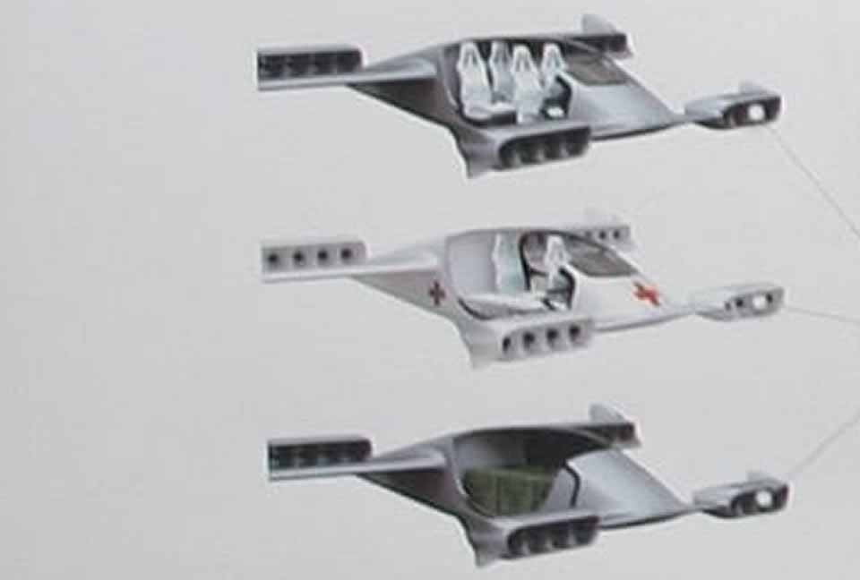 Проект самолета вертикального взлета и посадки представили в Харькове