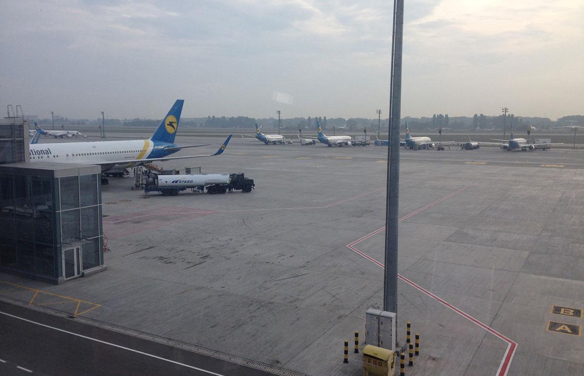 Можно ли лететь за границу во время локдауна из киевских аэропортов