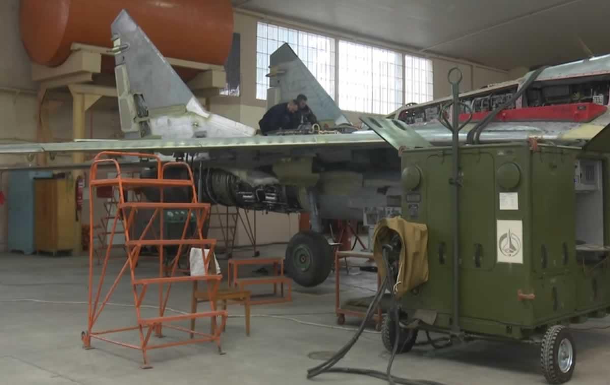 Почему Минобороны не модернизирует собственные истребители МиГ-29