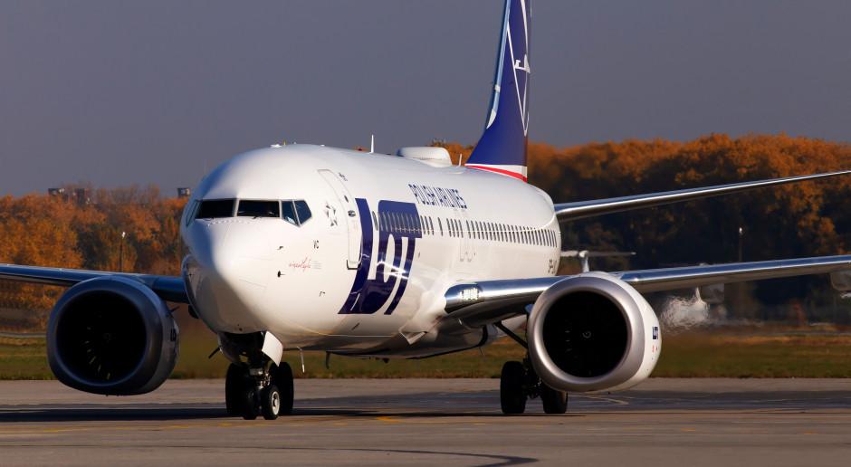 Авиакомпания LOT возвращает в эксплуатацию Boeing 737 MAX