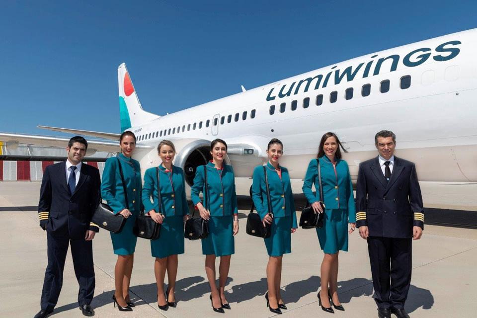 Рейс в Одессу вошел в расписание авиакомпании Lumiwings