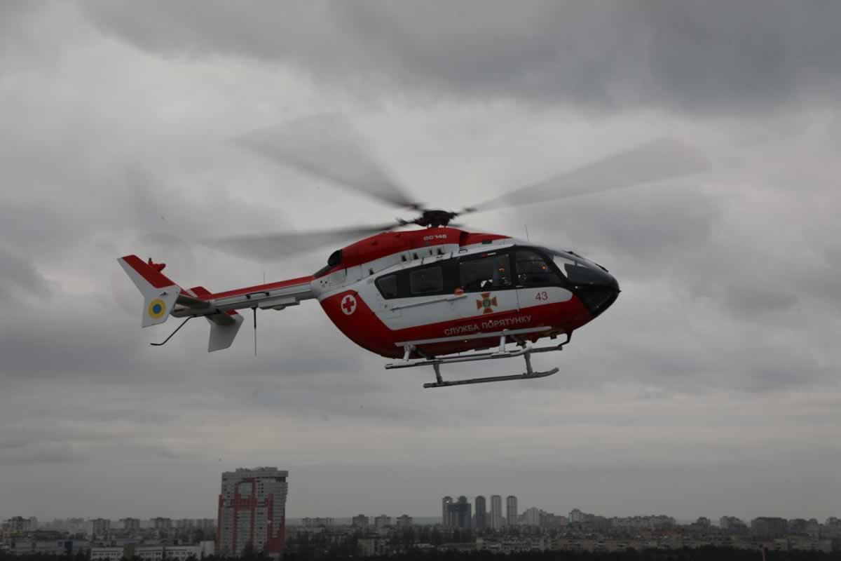 В Минздраве рассказали, когда заработает проект по аэромедицинской эвакуации