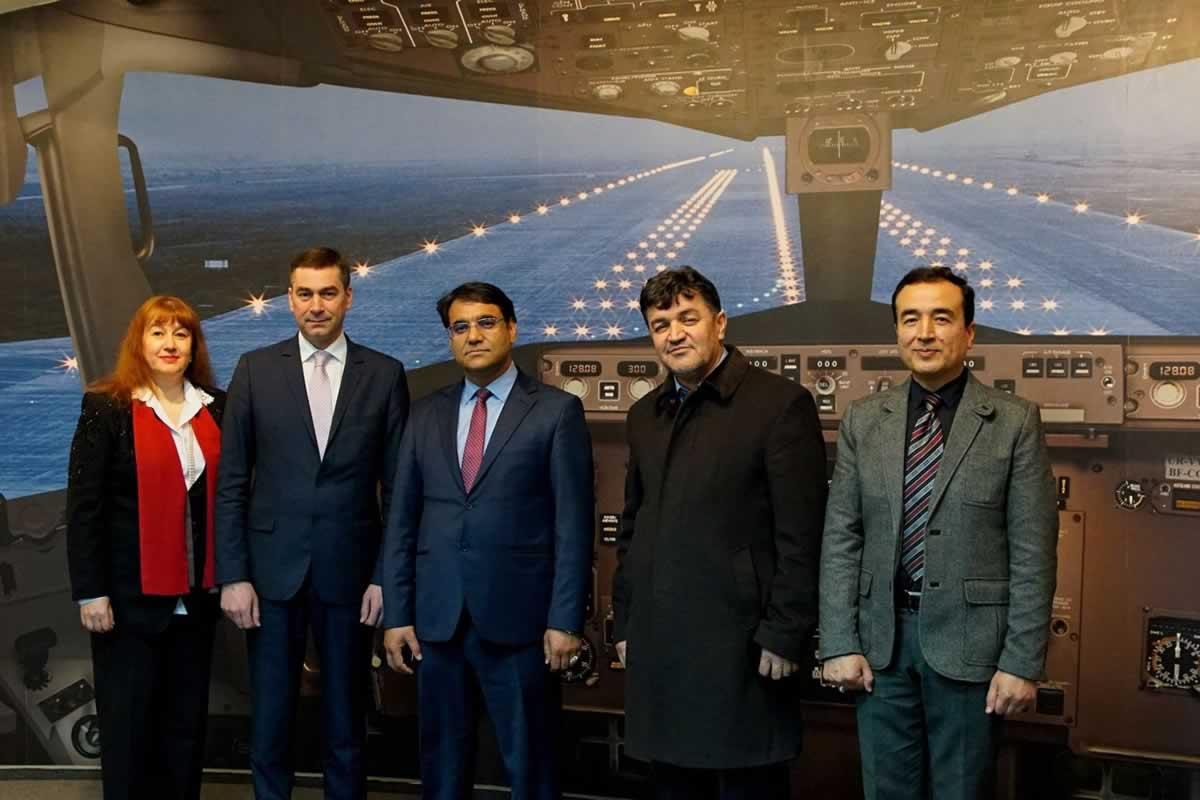 НАУ готов к сотрудничеству с Исламской Республики Афганистан