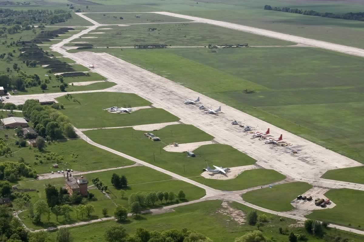 В Нежине создадут авиационно-логистический комплекс