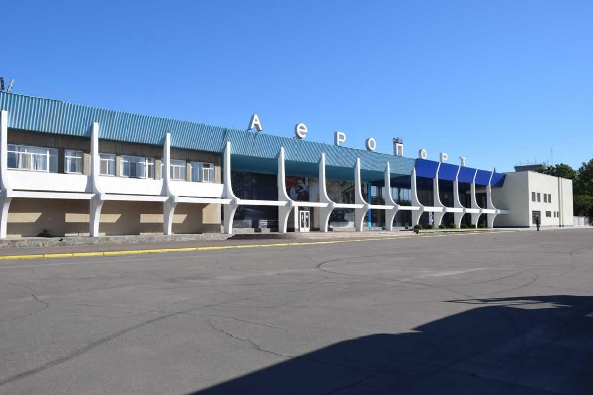 Аэропорт Николаев объявил повторный тендер