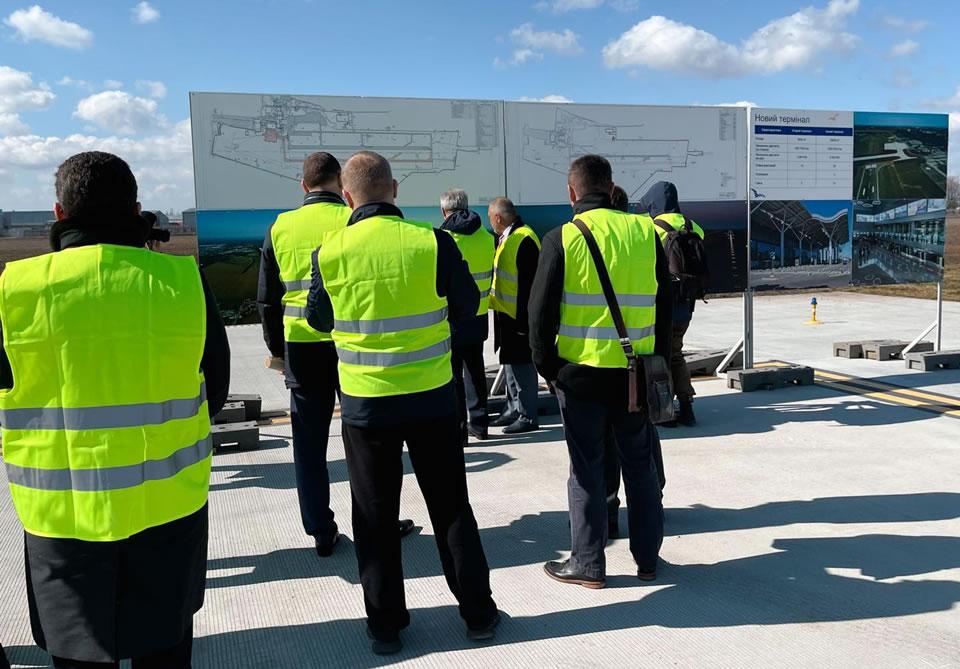 В Одессе готовятся к началу работы нового аэродромного комплекса