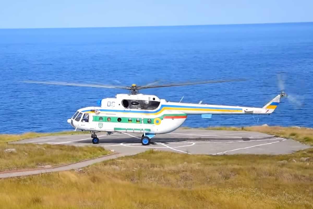 Пограничная авиация примет участие в учениях Sea Breeze-2021