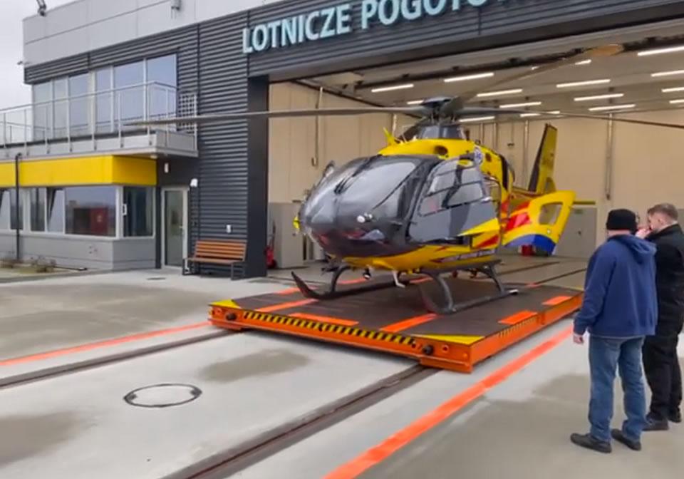Украинские воздушные полицейские изучили польский опыт