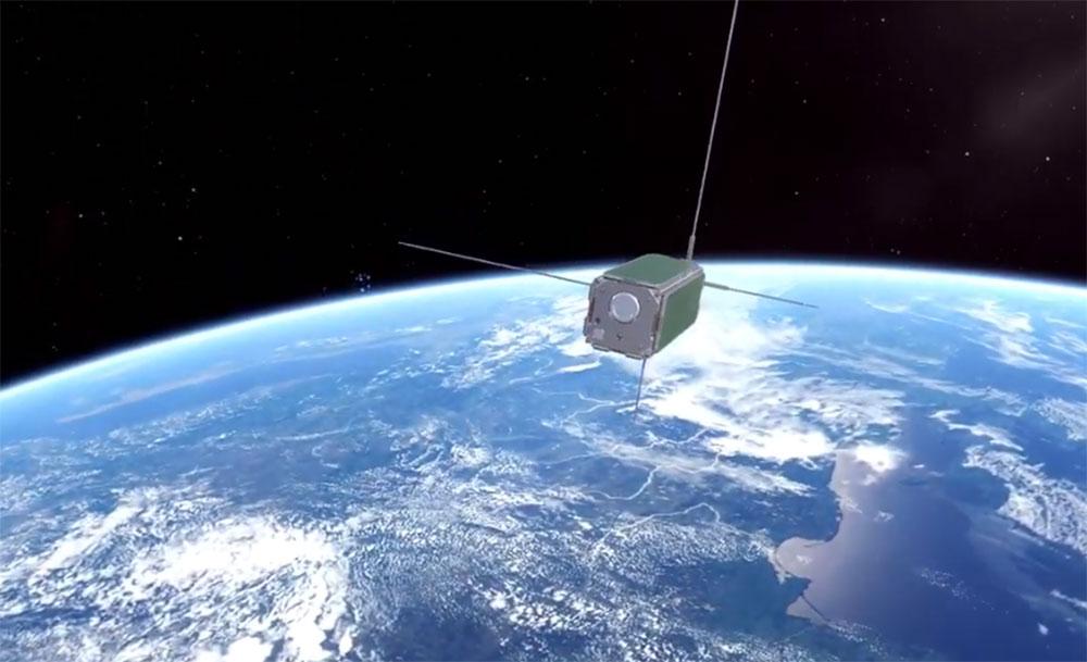 Спутник КПИ включат в госпрограмму