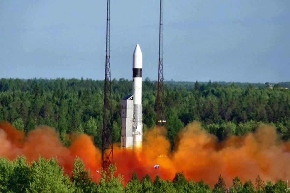 Компания Eurockot удалила информацию о первом пуске ракеты