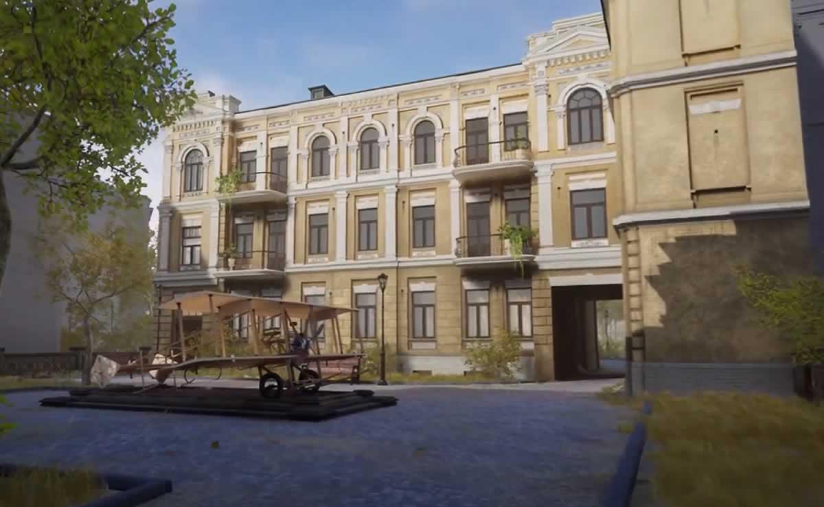 Энтузиасты создали виртуальный музей Сикорского