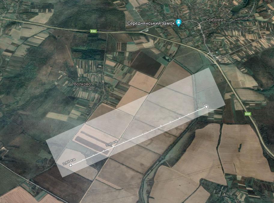 Место расположения нового аэропорта на Закарпатье будет известно до конца апреля