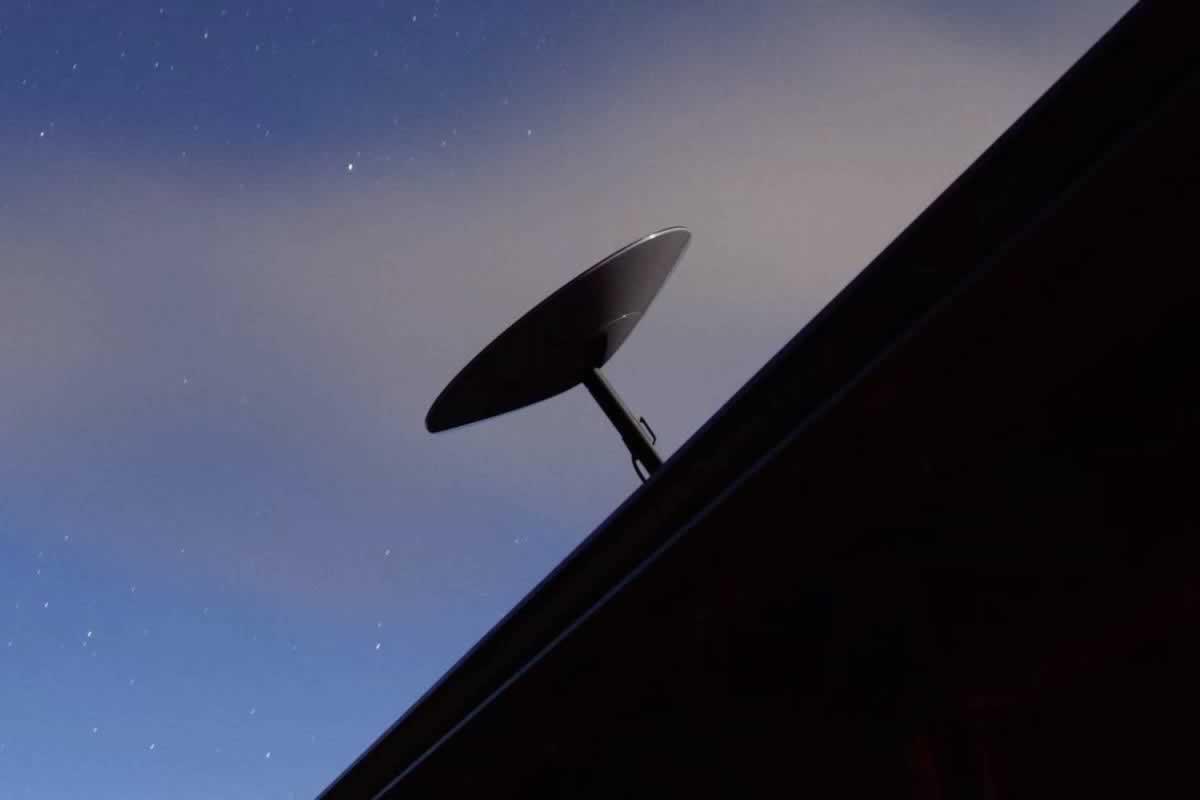 Украина хочет тестировать спутниковый интернет Маска