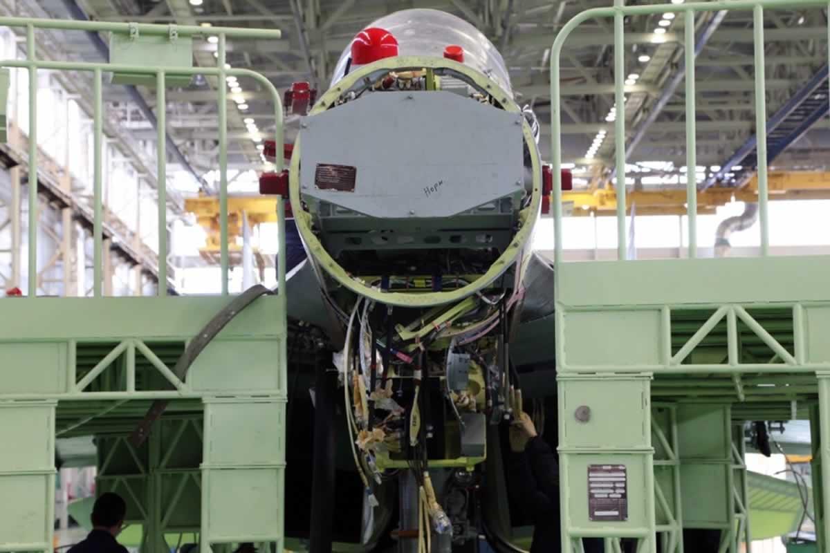 В России ликвидируют отдельные авиастроительные компании