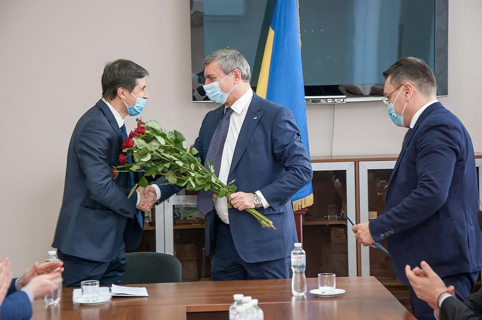 У Государственного космического агентства Украины появился постоянный руководитель