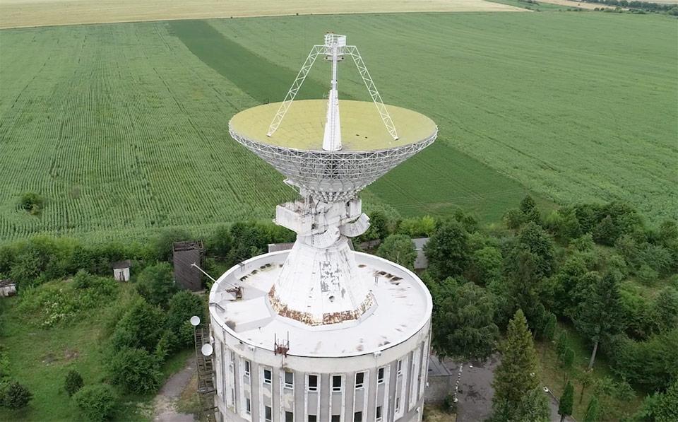 Украина готовит совместный с Латвией радиоастрономический проект