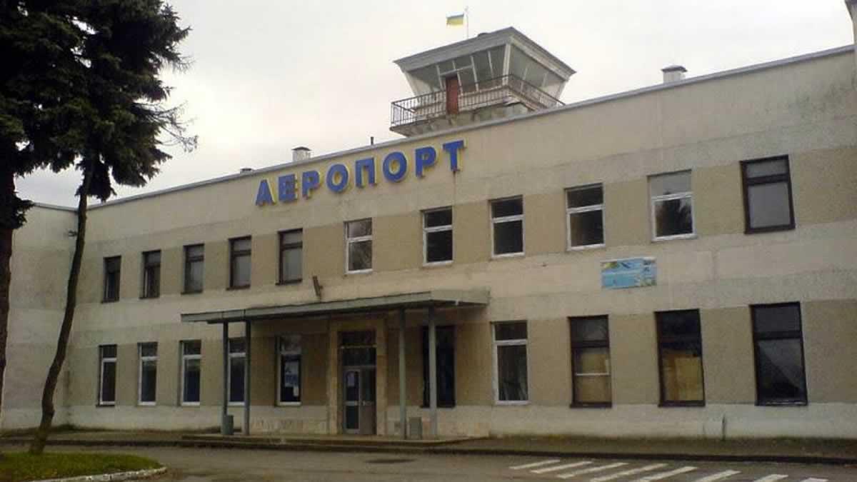 Облсовет занялся Тернопольским аэропортом